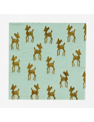 Papieren servetten Bambi (20st)