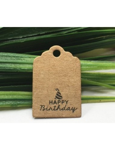 "Label ""Happy birthday"" (5st.)"
