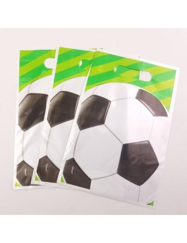 Uitdeelzakjes Voetbal (10st)