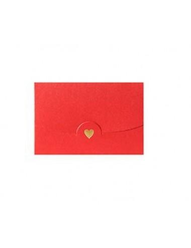 Envelop met gouden hart (5...