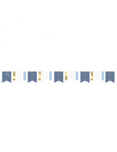 Slinger Nijntje blauw (4m)