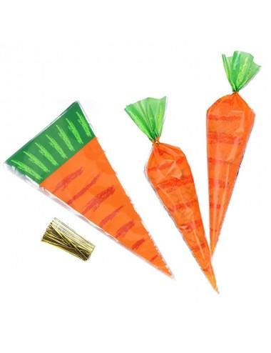 Puntzak wortel (4st)