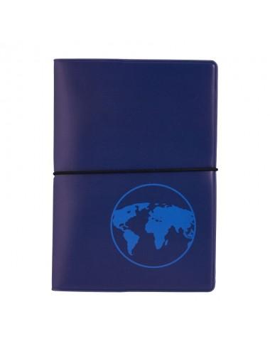 Paspoorthouder wereldbol