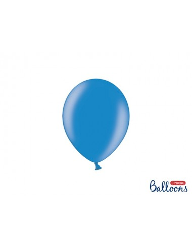 "Metallic ballonnen ""Cornflower Blue"""