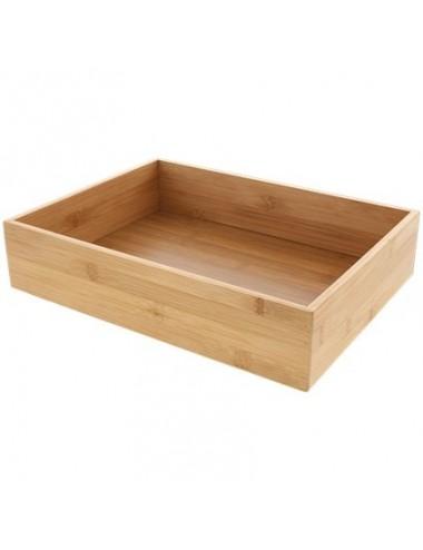 Bamboe geschenkbox L