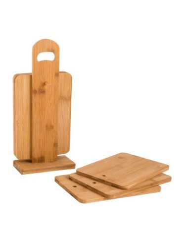 Bamboe Ontbijtplankje