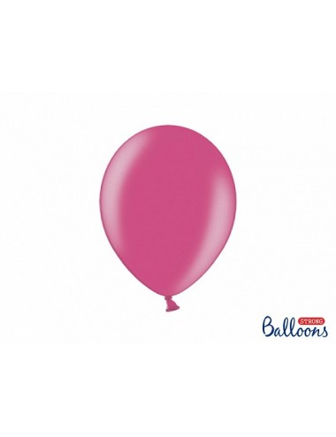 "Metallic ballonnen ""Hot Pink"""