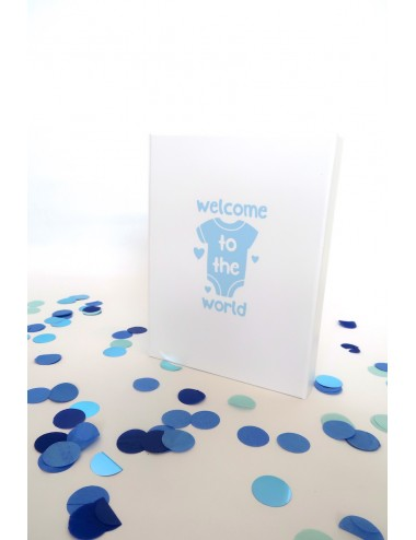 """Cadeaubox """"Welcome to the..."""