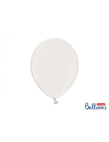 "Metallic ballonnen ""Pure White"""