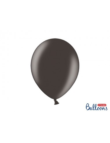 "Metallic ballonnen ""Black"""