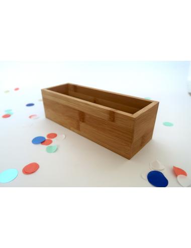 Bamboe geschenkbox S