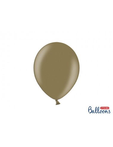 """Metallic ballonnen """"Cappuccino"""""""