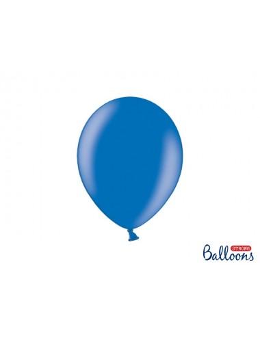 """Metallic ballonnen """"Blue"""""""