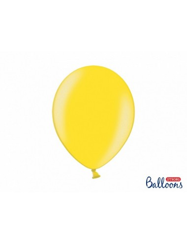 "Metallic ballonnen ""Lemon Zest"""