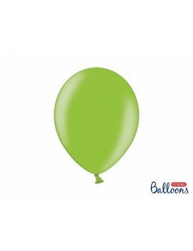 "Metallic ballonnen ""Bright Green"""