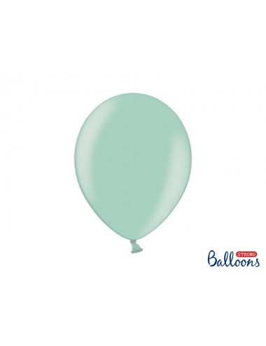 "Metallic ballonnen ""Mint Green"""