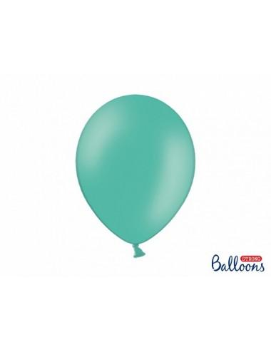 "Metallic ballonnen ""Aquamarine"""