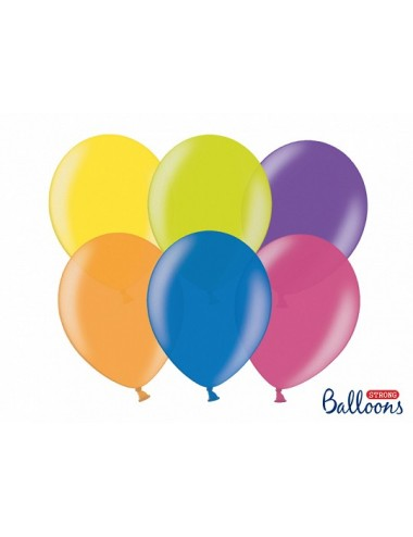 Metallic ballonnenmix