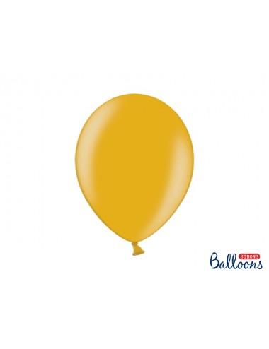 """Metallic ballonnen """"Gold"""""""