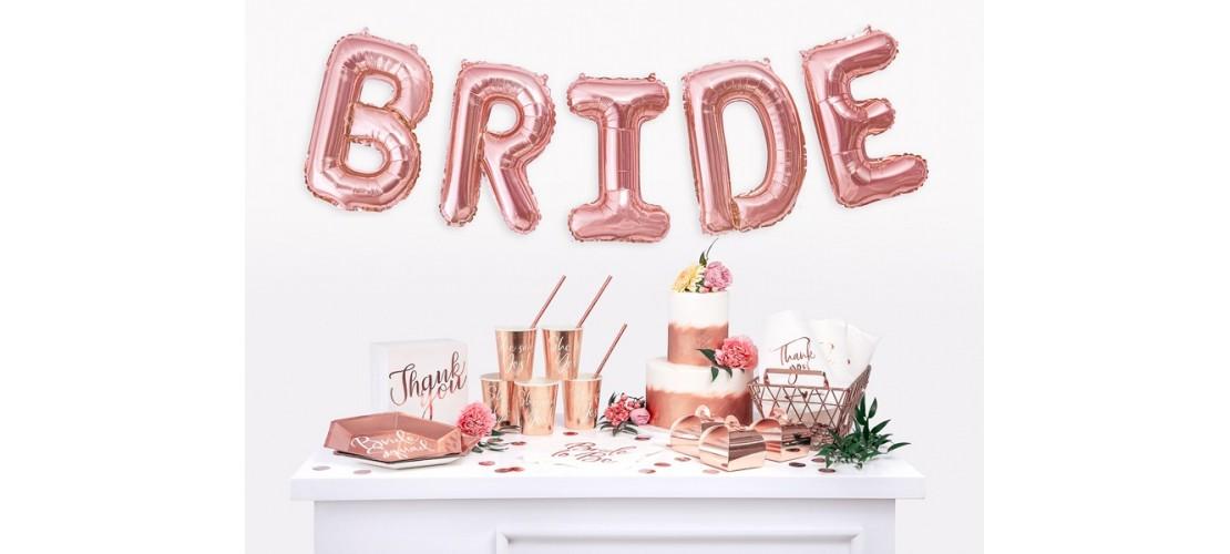 Bride to be roségoud