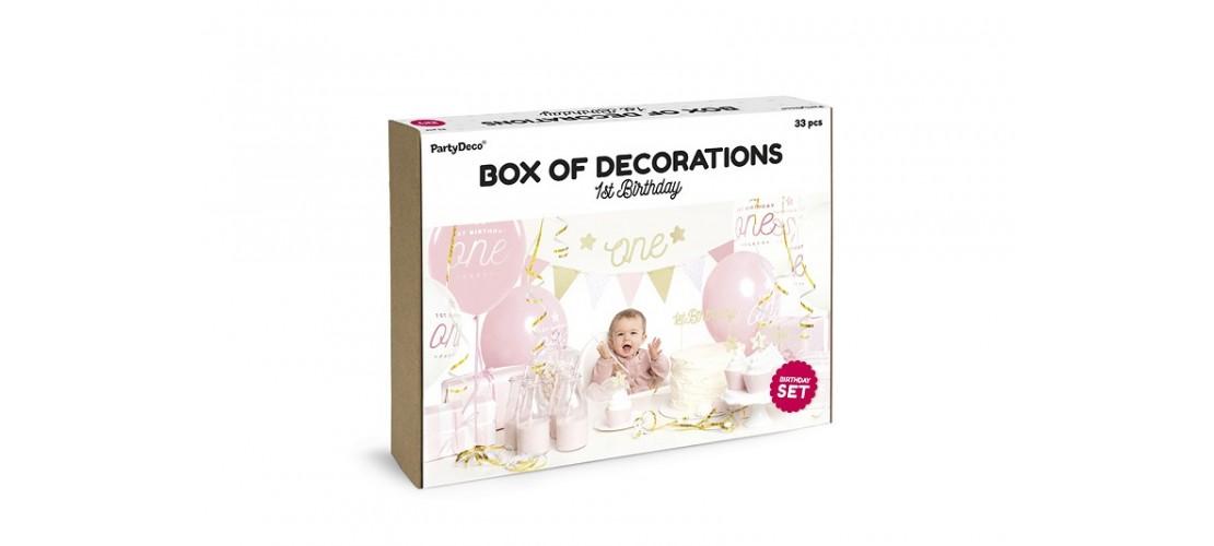Decoratie Boxen