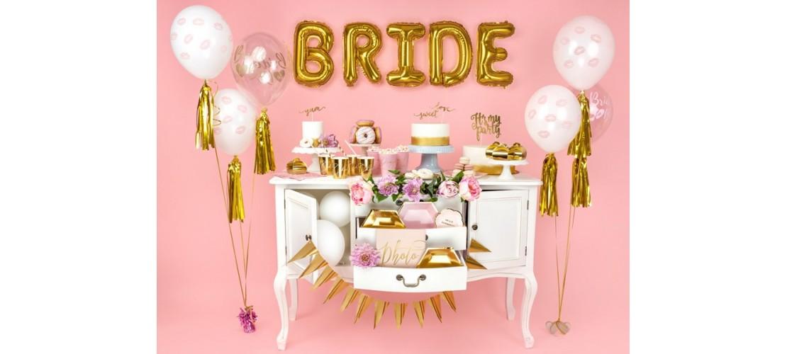 Bride to be goud